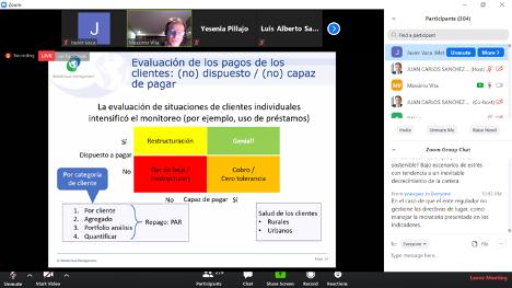 Webinar: Guía de Lineamientos para Plan de Contingencia por COVID-19